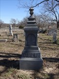 Image for Fannie E. Chew - Annetta Cemetery - Annetta, TX