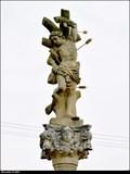Image for St. Sebastian on a Baroque Column / Sv. Šebestián na Barokním sloupu  - Slup (South Moravia)