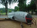 "Image for T-33A  ""Shooting Star"", Oak Meadow Park, Los Gatos, Ca"