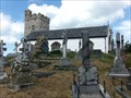 Image for St. Trillo's church - Churchyard  Cemetery - Wales, Great Britain.