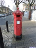 Image for Victorian Post Box - Morgan Street, London, UK