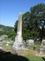 Image for William Klinger Obelisk - City Cemetery - Hermann, MO