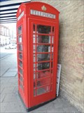 Image for Red Telephone Box - Deptford High Street, London, UK