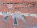 Image for Cut Bench Mark - Tavistock Street, Bedford, UK