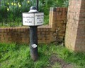 Image for Trent & Mersey Canal Milepost - Stone, UK