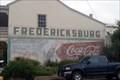 Image for Coca-Cola Ghost Sign - Fredricksburg Texas
