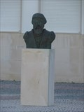 Image for Vasco da Gama Bust  and School - Lisbon, Portugal
