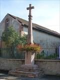 Image for Une croix de Chemin-Bertrimoutier-Vosges-Lorraine,France