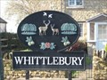 Image for Whittlebury Village sign - Northants