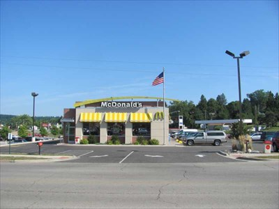 Mcdonald S Stephenson Ave Iron Mountain Mi Restaurants On Waymarking