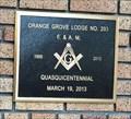Image for Masonic Temple - 125 Years - Orange, CA