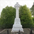 Image for Wellbank War Memorial - Angus, Scotland.