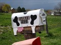 Image for Cow Mailbox - North Ogden, Utah