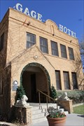 Image for The Gage Hotel -- Marathon TX