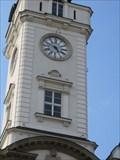 Image for Clock on Palac Jablonowskich - Warszawa, Polska