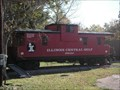 Image for Carroll Station Caboose - Jackson, TN