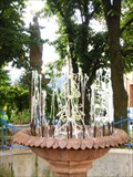 Image for Town Fountain - Vsetin, Czech Republic