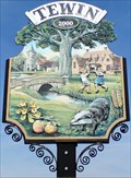 Image for Village Sign, Tewin, Herts, UK