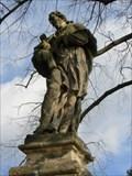 Image for St. John of Nepomuk // sv. Jan Nepomucký - Všejany, Czech Republic