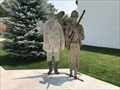 Image for Two Soldiers - Tulelake, CA.