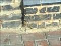 Image for Cut Bench Mark, Norwood Junction Station, London UK