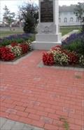 Image for World War I Memorial Pavers  - Belmar, NJ