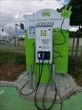 Image for Electric Car Charging Station Lidl - Hradec Králové, Czech Republic