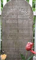 Image for Bert's Arm Seeks Body - Hacienda Cemetery, CA