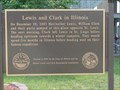 Image for Lewis and Clark in Illinois - East St. Louis, Illinois