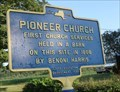 Image for Pioneer Church - Cuyler, NY