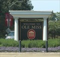"Image for ""Ole Miss"" -- The University of Mississippi, Oxford MS"