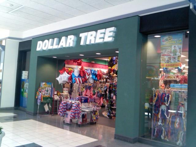 Dollar Tree 886 Westmoreland Mall Greensburg Pennsylvania