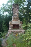 Image for Quinebaug Woods Cabin Chimney