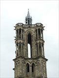 Image for Steeple at Laon Cathedral - France