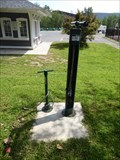 Image for Farmington Canal Heritage Trail Bicycle Repair Station - Simsbury, CT, USA