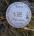 Image for T13S R10E S23 26 1/4 COR - Jefferson County, OR