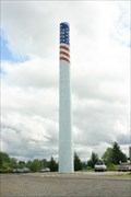 Image for Carnation Condensery Smokestack — Ferndale, WA