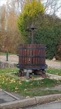 Image for Ancien pressoir à vis / Old screw press