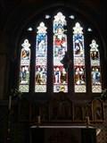 Image for Windows, St Benedict Biscop, Wombourne, South Staffordshire, England