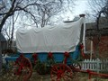 Image for Plank Road Pottery Covered Wagon - St. Charles, Missouri