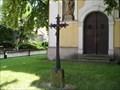 Image for Pametni kriz u kaple Panny Marie, Dobroviz, Czechia