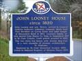Image for John Looney House circa 1820 - Ashville, AL