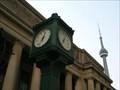 Image for Union Station Clock, Toronto, Ontario