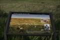 Image for Wooden Leg Hill, June 25, 1876 - Little Bighorn National Battlefield - Crow Agency, MT
