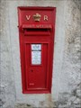 Image for Victorian Post Box - Maughold Village