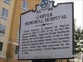 Image for Carver Memorial Hospital 2A-94