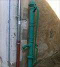 Image for Une pompe à main, Amboise, France