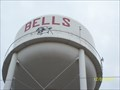 Image for New Water Tower - Bells, TX