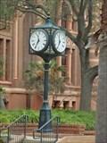 Image for UTMB Clock - Galveston, TX