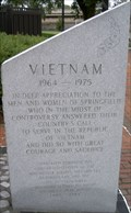 Image for Vietnam War Memorial, Court Square - Springfield, MA, USA